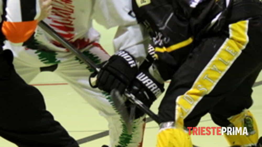hockey inline serie b edera trieste è campione d'inverno.-10