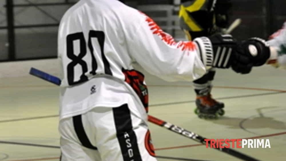 hockey inline serie b edera trieste vince e prende il largo.-7