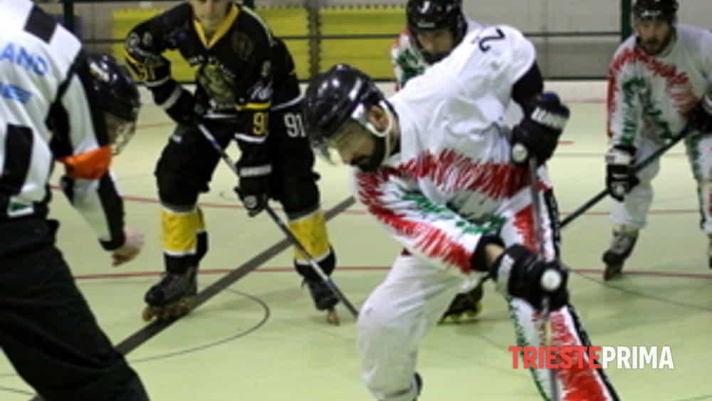 hockey inline serie b edera trieste è campione d'inverno.-3