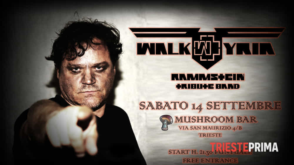 rammstein tribute band - walkyria - al mushroom bar-2