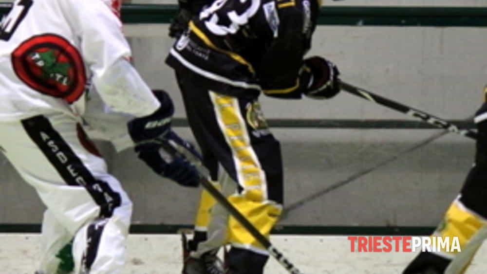 hockey inline serie b edera trieste è campione d'inverno.-8