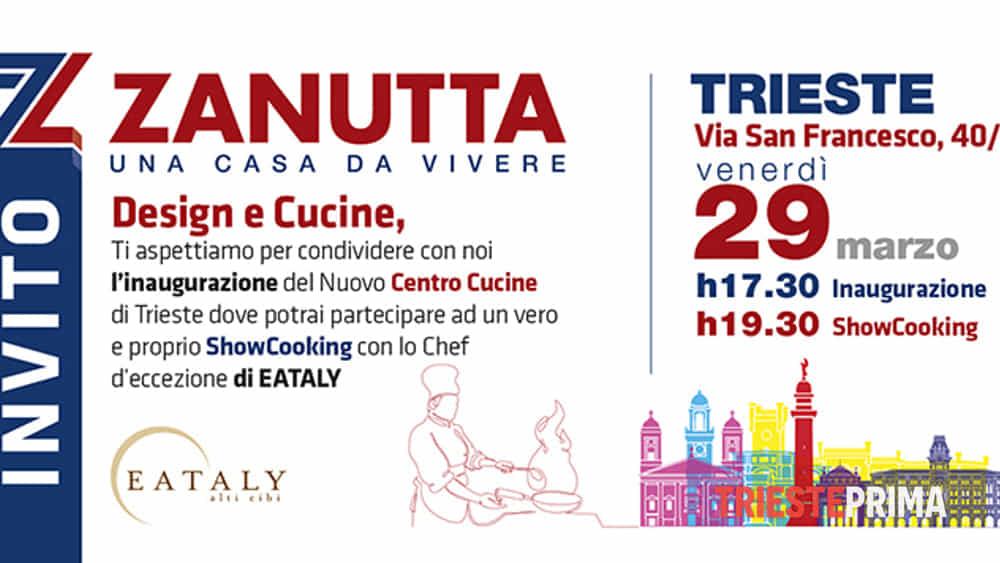 Design E Cucine Zanutta A Trieste Si E Fatta In Tre Eventi A Trieste