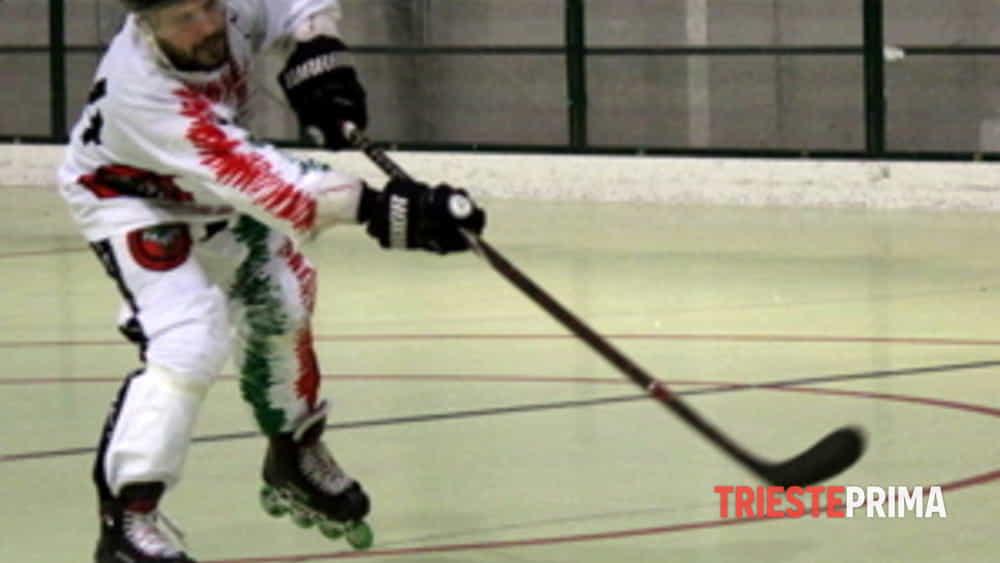 hockey inline serie b edera trieste è campione d'inverno.-9