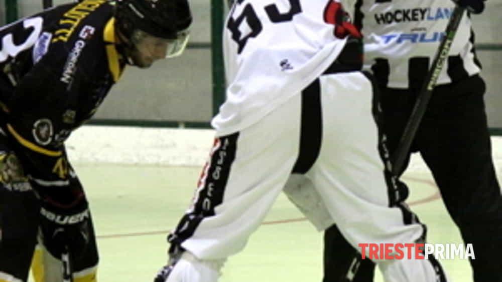 hockey inline serie b edera trieste è campione d'inverno.-6