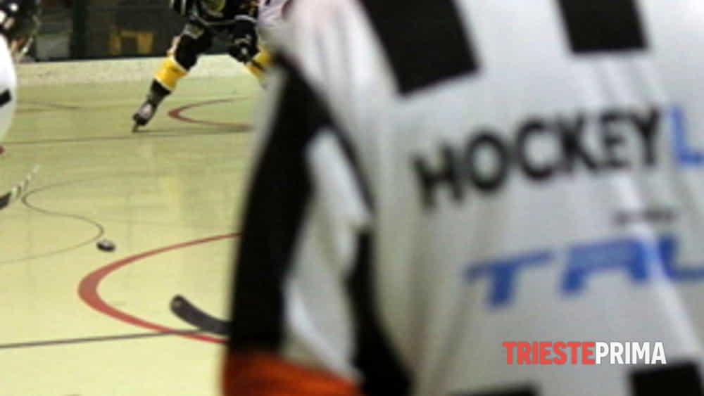 hockey inline serie b edera trieste è campione d'inverno.-5