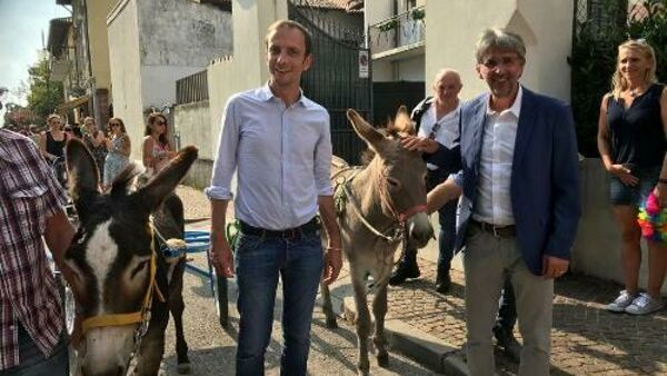 Turismo: Fedriga, corsa degli asini tradizione e richiamo turistico