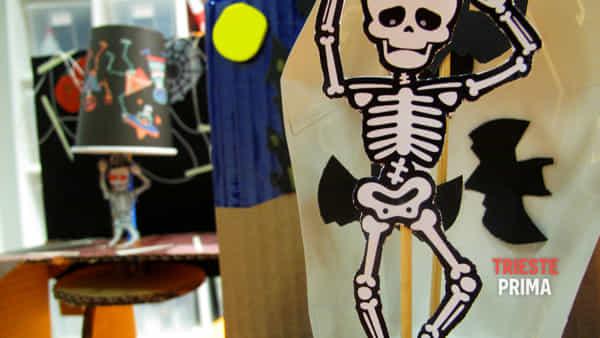 """Halloween all'Immaginario Scientifico con il laboratorio di """"Thinkering"""""""