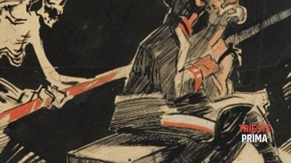 Artisti e soldati nelle trincee della Grande Guerra
