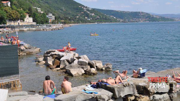 Summer Fest a Barcola: week-end con sport, spettacoli e tanto divertimento