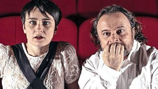 Natalino Balasso e Marta Dalla Via alla Contrada