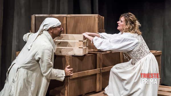 """""""La guerra"""": la commedia di Carlo Goldoni alla Sala Bartoli con la Compagnia Stabile e diversi attori """"ospiti"""""""