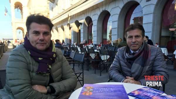"""""""Operetta che passione"""", alla Tripcovich una serata """"magica"""" nella storia con Mazzucato e Binetti (VIDEO)"""