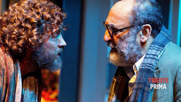 """Teatro di Monfalcone: Alessandro Haber e Alessio Boni in """"Il visitatore"""""""