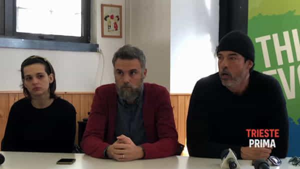 """Presentato a Melara il film """"Non odiare"""" con Alessandro Gassman (FOTO E VIDEO)"""