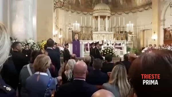 Il discorso del Questore di Trieste ai funerali di Pierluigi Rotta e Matteo Demenego