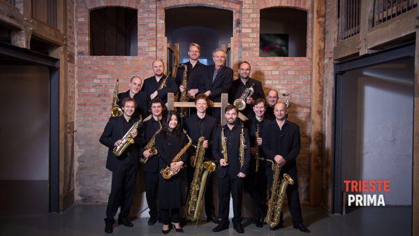 Teatro Monfalcone: Il Selmer Saxharmonic esegue la grande musica da film