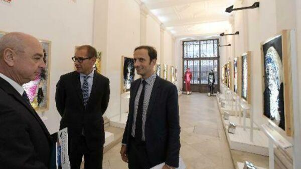 Ambiente: Fedriga, mostra Scart in Palazzo è emblema impegno Regione