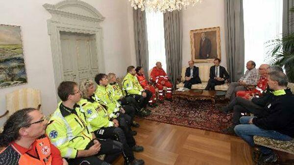Sparatoria Trieste: Fedriga-Riccardi, Fvg riconoscente a soccorritori