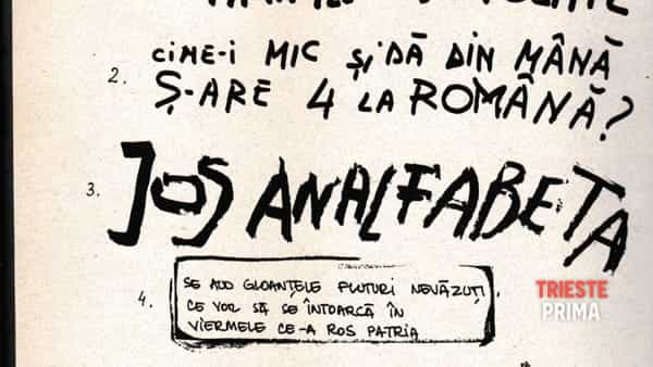 1989 - 2019 rivoluzione romena 30 anni-2