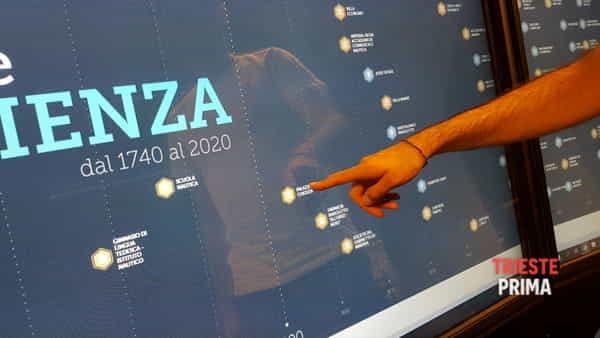 Trieste e la scienza: la mostra in stazione dal 26 settembre