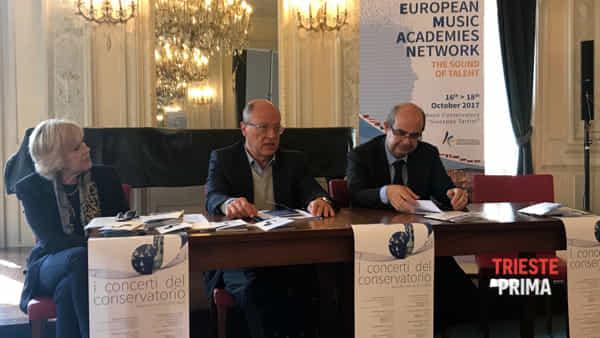 """""""The sound of talent"""": il convegno Cei Music Higher Education al Conservatorio Tartini"""