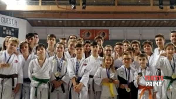 campionati italiani karate fesik 2018-2