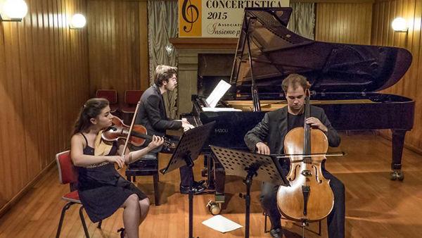 Conservatorio Tartini, lunedì concerto degli Aristotrio: musiche di Brahms e Dvořák