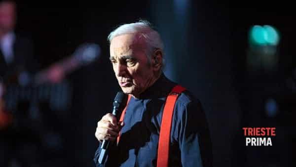 Charles Aznavour in concerto: unica data italiana del cantautore francese a Palmanova