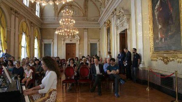 Cultura: Fedriga, Trieste Piano City abbina musica a territorio