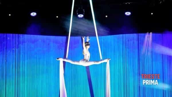 Alis, per la prima volta a Trieste le performance mozzafiato de Le Cirque World's Top Performers