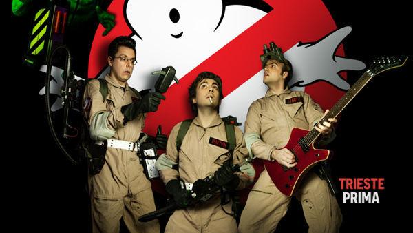 ghostbusters: il musical al palatenda di trieste