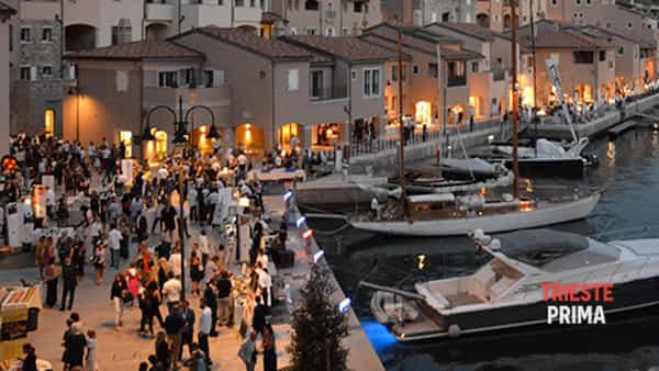 Portopiccolo Fashion night