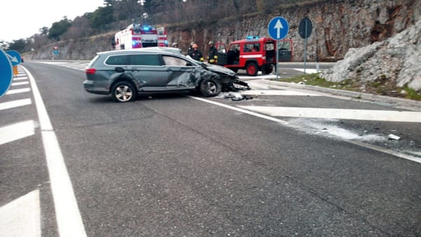 Incidente Padriciano3-2