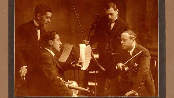"""Quartetto Triestino al Civico Museo Teatrale """"Carlo Schmidl"""""""