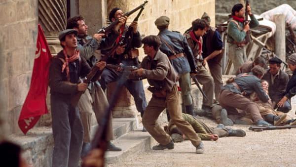 """Sguardi tra cinema e storia al Magazzino delle Idee: """"Un secolo di rivolte, la guerra civile spagnola"""""""