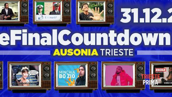 "#Thefinalcountdown: Capodanno ""trash"" all'Ausonia"