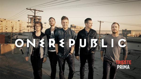 One Republic : il rock del gruppo americano sbarcherà a Lubiana Domenica 16 novembre