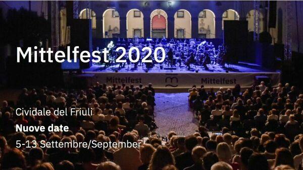 Mittelfest: Fedriga-Gibelli, questa edizione è simbolo ripartenza Fvg