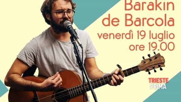 Romastino, il giovane cantautore dal vivo a Barcola venerdì 19 luglio