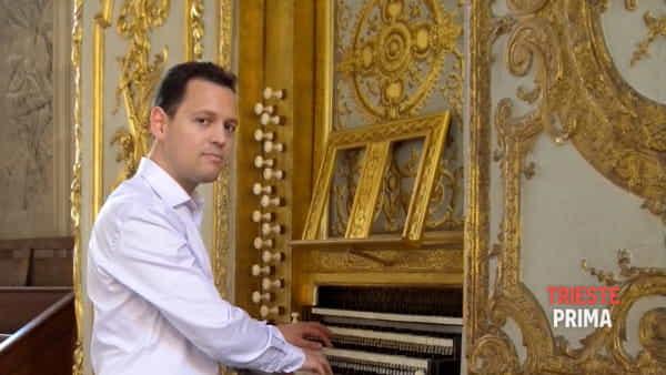 Al Tartini Jean-Baptiste Robin, organista del Castello di Versailles
