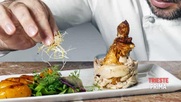 A lezione di cucina con lo chef stellato Renato Rizzardi