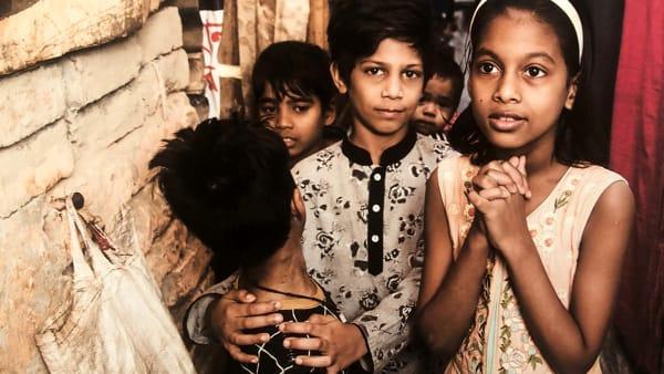 """Un migliaio di visite per la mostra benefica """"Acqua e riso in Bangladesh"""""""