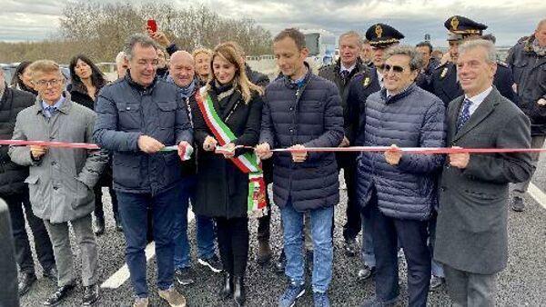 Terza corsia A4: Fedriga, viadotto Tagliamento sia esempio per Italia