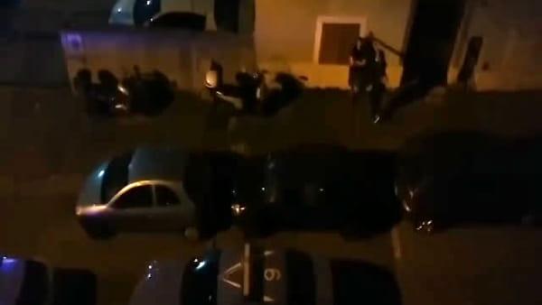 Blitz e volanti a San Giacomo: fermati quattro giovani