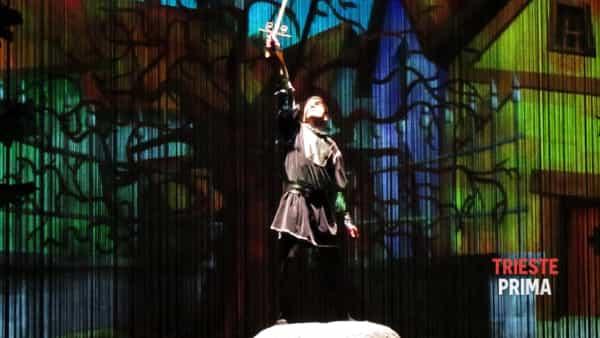 La spada nella roccia, in scena al Bobbio il musical per grandi e piccini