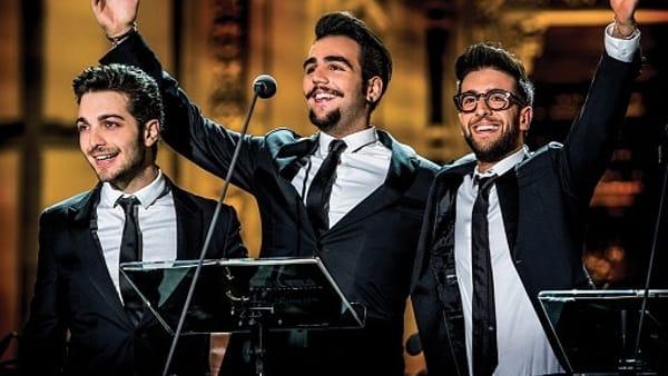 """""""Il Volo"""", il fenomeno mondiale in concerto a Villa Manin"""