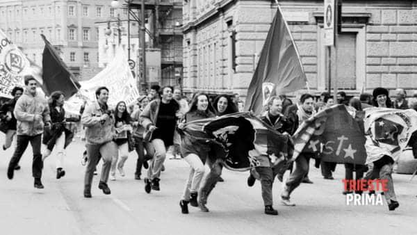 """La storia di Trieste attraverso """"quarant'anni di Primo maggio"""""""