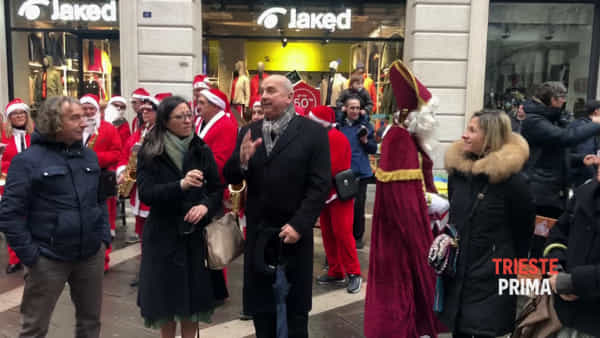 Inaugurata la fiera di San Nicolò: gli auguri del sindaco (VIDEO E FOTO)
