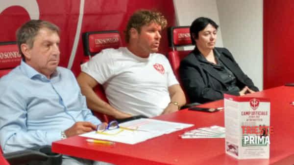 """Calcio: al via il """"triestina Camp"""" per ragazzi"""