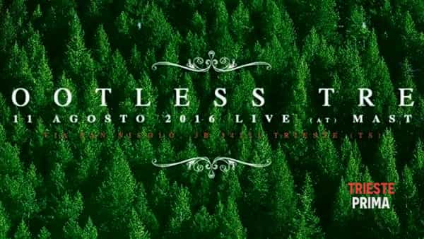 Mat, giovedì live dei The Rootless Tree